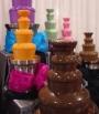 Alquiler de Fuentes de Chocolate de COLORES