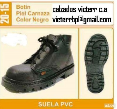 Botas de seguridad solo mayor