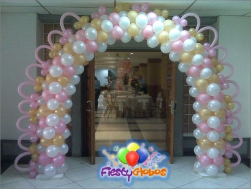 decoracion de fiestas con globos en caracas venezuela otros servicios