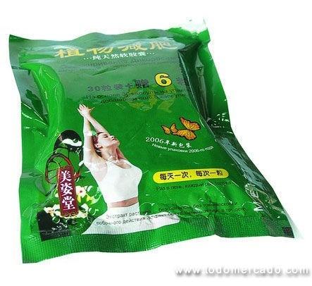 Pastillas chinas meizitang (distribuidores