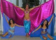 Show de Danza árabe con Kharol Bellydance,