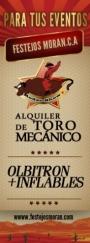 Alquiler de TORO MECÁNICO, OLBITRON,