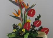 Cursos de Diseño Floral I.  Aumente sus