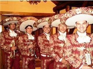 Mariachis aguilas de mexico en caracas