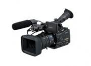 Professional handheld hdv camcorder hvr