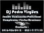 Sonido para Fiestas Con Dj Pedro Virgüez