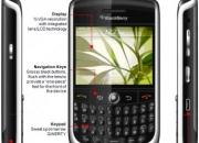 vendo blackberry curve 8900