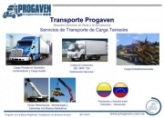 Transporte progaven