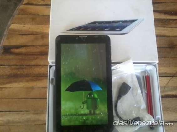 Tengo para ofrecer tablet telefono doble sim liberada h funciona perfecto