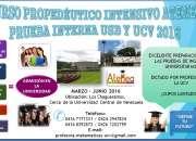 Curso propedeutico ucv y usb marzo - junio 2016 preuniversitario