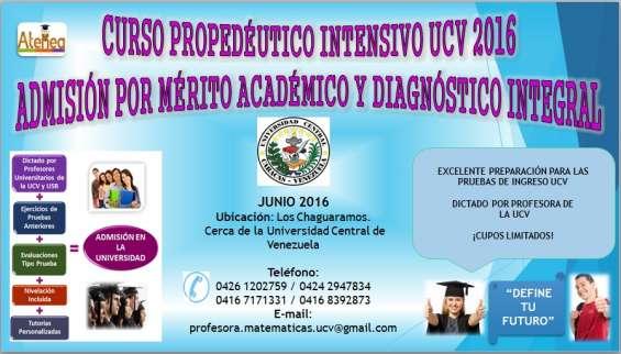 Propedeutico ucv