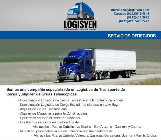 Logisven - camiones 350