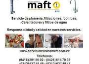 Plomero Plomería Reparación de tuberias Filtraciones en Caracas