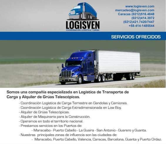 Transporte de carga de tractocamiones - graneleros