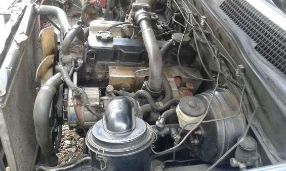 Motor nissan terrano completo diesel