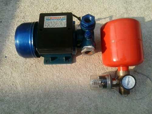 Instalación reparación bombas de agua en caracas