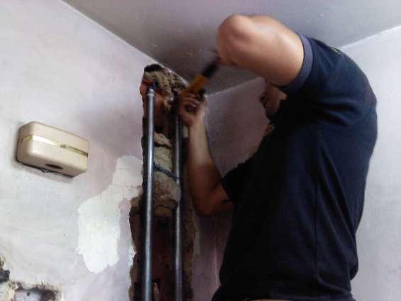 Plomería diseño mantenimiento instalación reparación en caracas