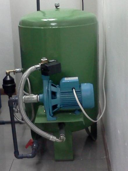 Reparación instalacion de hidroneumáticos de agua en caracas