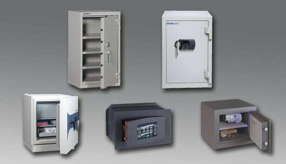 Servicios de cajas fuertes, bóvedas y equipos de seguridad sc.